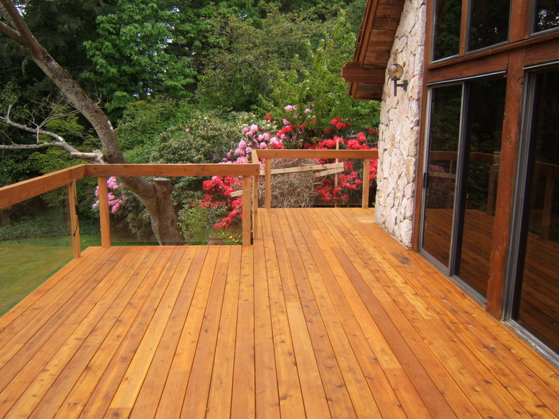 Decks And Patios Gallery By Barnes Custom Homes In Duncan BC